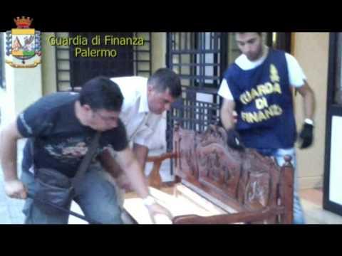 Sequestro sigarette Guardia di Finanza Palermo