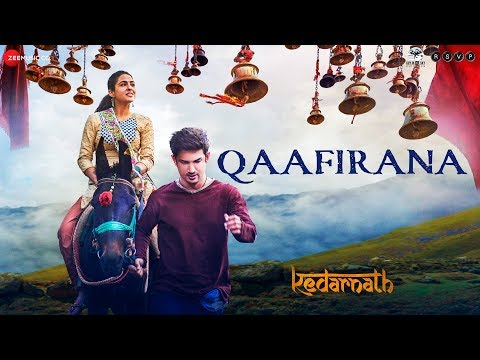Kedarnath | Qaafirana Song