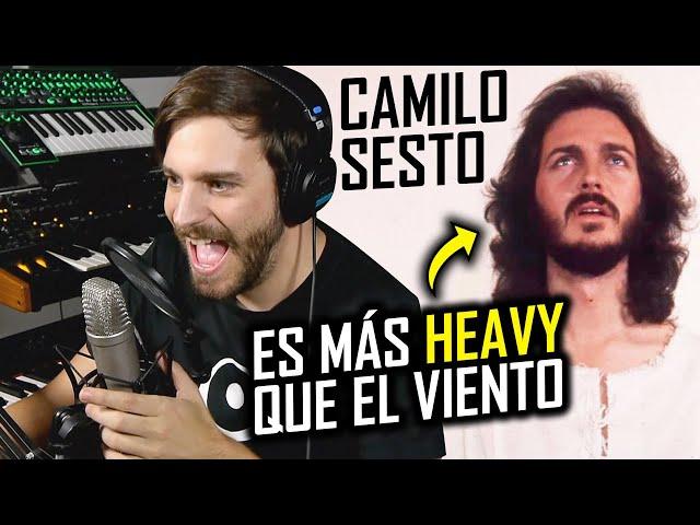 Escucho/Analizo a Camilo Sesto por primera vez | ShaunTrack