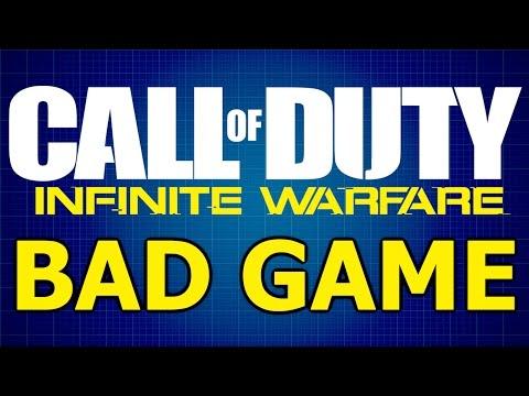 WHY IT'S A BAD GAME - Call of Duty: Infinite Warfare 31-0 Juggernaut Nuclear (CoD IW Gameplay)