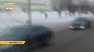 Как приехал Дмитрий Медведев
