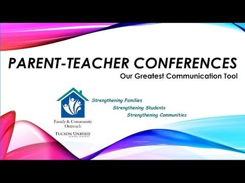 2019-2020 Parent Teacher Conferences