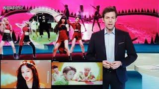 Baixar BLACKPINK & BTS on German TV | KPOP ON NEWS 190409
