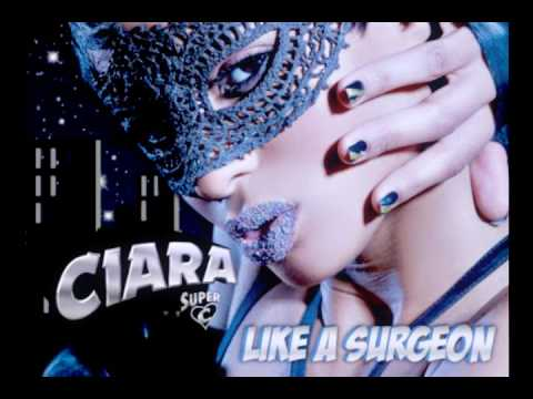 Ciara--Like A Surgeon (Music For Love Remix)