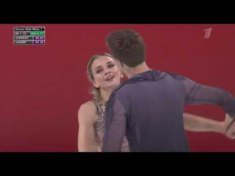 Виктория Синицына / Никита Кацалапов. Гран-при Cup of China 2019 Произвольный танец
