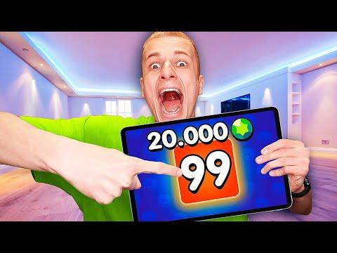 ЗАДОНАТИЛ 100.000 РУБЛЕЙ В BRAWL STARS И ХОЧУ ОТДАТЬ ЭТОТ АККАУНТ ТЕБЕ!
