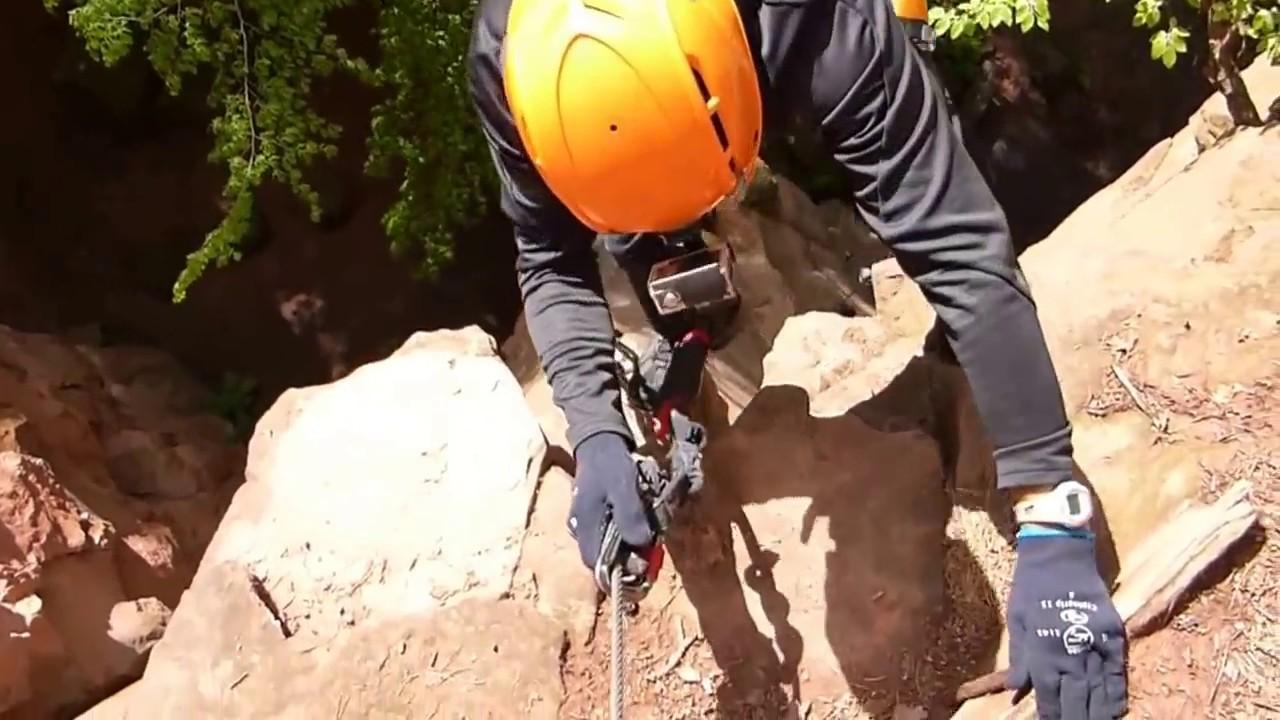 Klettersteig Nochern : Alle sechs odenwälder klettersteige an einem tag leicht bis extrem
