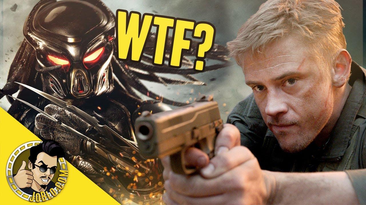 WTF Happened to Shane Black's THE PREDATOR (2018)?