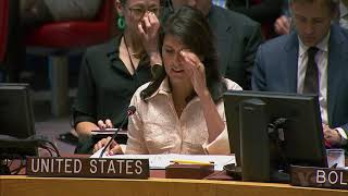 Palestinian Official: US Ambassador to UN Is Not World's Schoolmarm thumbnail