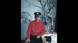 The late  Platoon Chief of the Ottawa Fire Department  John Carriere