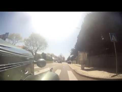 Vauxhall 10 - Rolling!