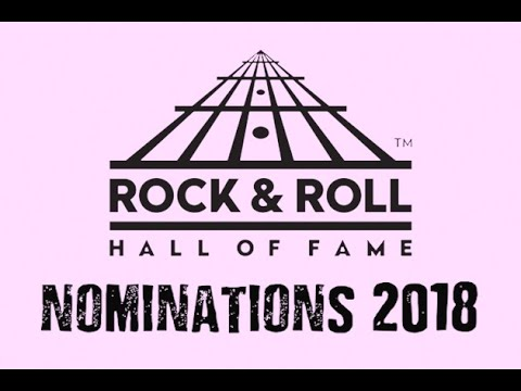 rock and roll hall of fame nominees 2018 youtube. Black Bedroom Furniture Sets. Home Design Ideas