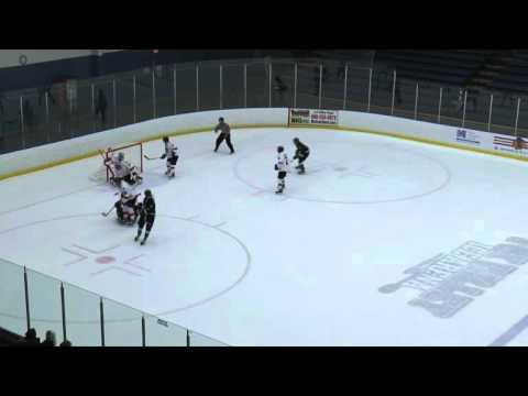 Jeremy Davies OT GWG vs Chicago Steel USHL 11202015