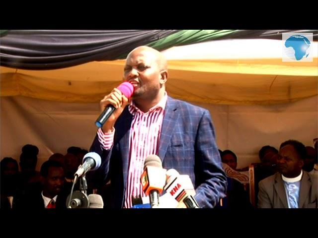 Moses Kuria eulogizes Ivy Wangechi