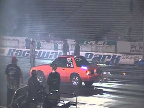 Mike Eames at the Shakedown at Etown Qualifier #1