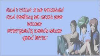 Ain't 2 Proud 2 Beg - TLC (Lyrics)