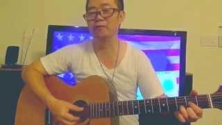 BỎ NGÀI CON ĐI VỚI AI. P. Kim . Guitar : nhacsicodon