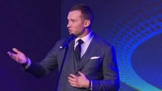 Презентація логотипів та Кубків фіналів Ліги чемпіонів УЄФА