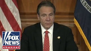 Cuomo could face 'obstruction of justice' charge: Former DOJ official
