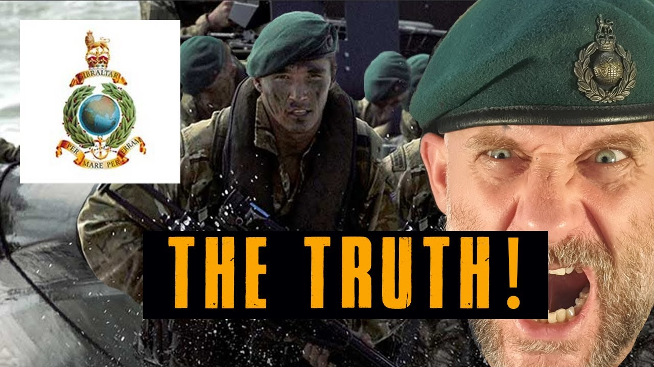 PT1: What's Royal Marines Commando Training Really Like? PRMC information