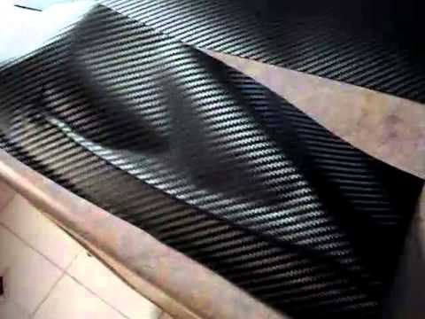 carbon fiber vinyl wrap in car parts youtube. Black Bedroom Furniture Sets. Home Design Ideas