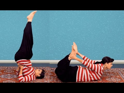 Yoga for Asthma Patients || By Mrs. Rajeswari Vaddiparthi - YouTube