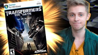 transformers the game обзор игры