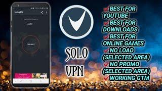 SOLO VPN   ONE CLICK CONNECTED AGAD! screenshot 2