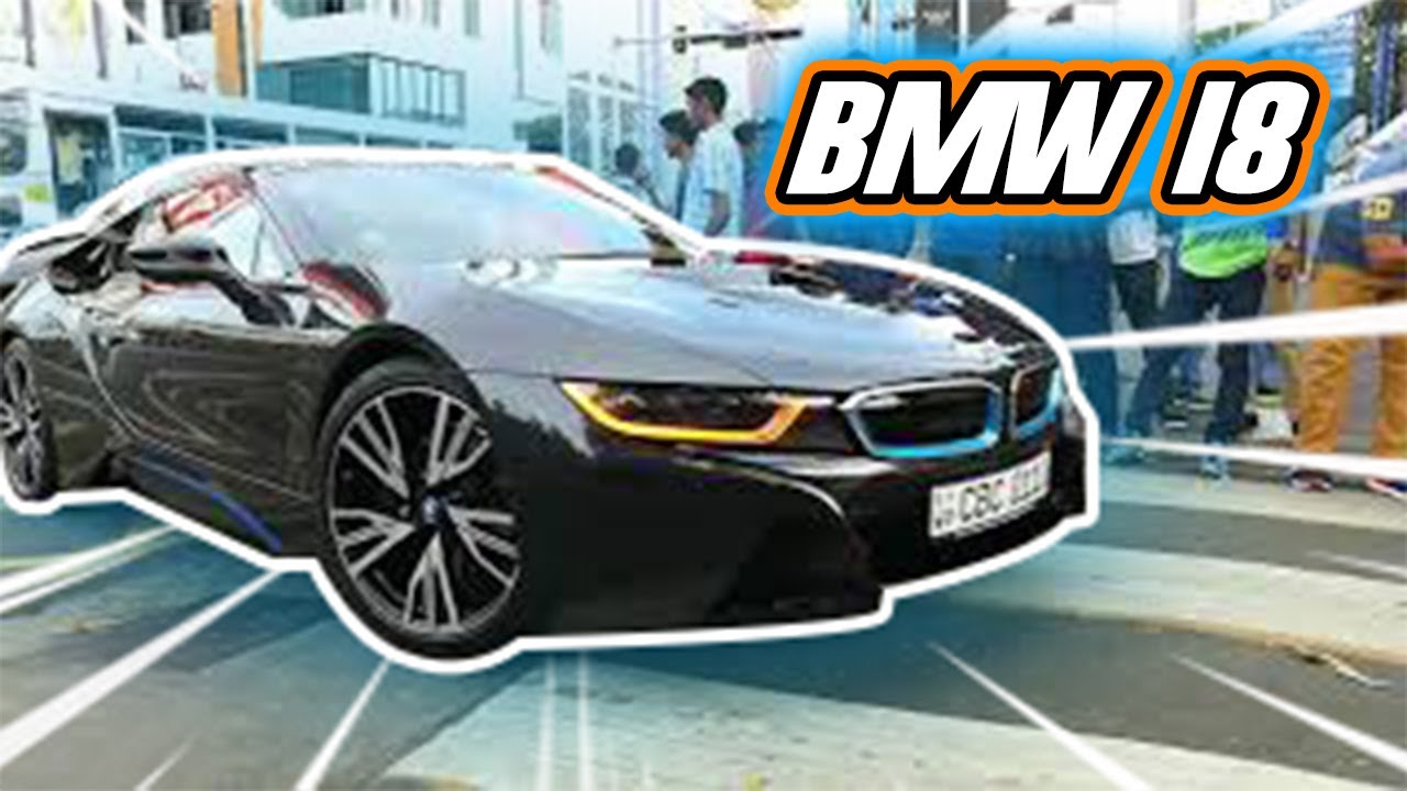 Bmw I8 Meet Up Colombo Sri Lanka Youtube