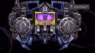 Transformers - War for Cybertron Ending and Awesome Credits Song HD