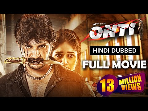 onti-full-kannada-movie-dubbed-in-hindi- -latest-action-movie