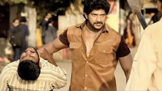 Onti Full Kannada Movie Dubbed In Hindi | Latest Action Movie