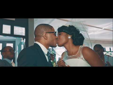 Sandra Mbuyi & Pasteur Jean Bosco - Mariage civil