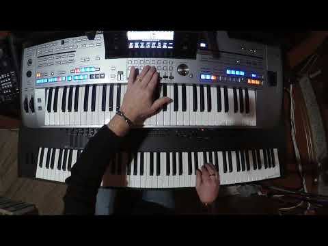 Calvin Harris -  Sam Smith - Promises  Cover - with multipad  synchronized female voice