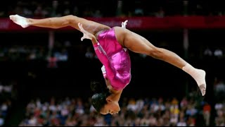 6 of Gabby Douglas's Most Superhuman Gymnastics Moves