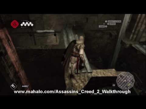 Assassin's Creed 2 Walkthrough - Mission 26:  Tomb 1 - Novella's Secret HD