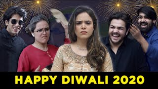 Happy Diwali 2020 | Ft. Ashish Chanchlani | Akash Dodeja | Simran Dhanwani