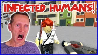 Infection Adventure in Roblox