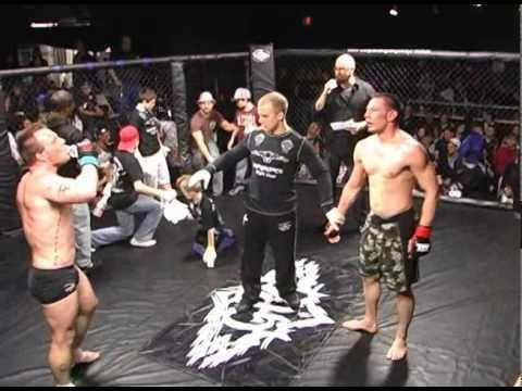Vengeance Fight League Gary Conradson Vs Josh Dotson