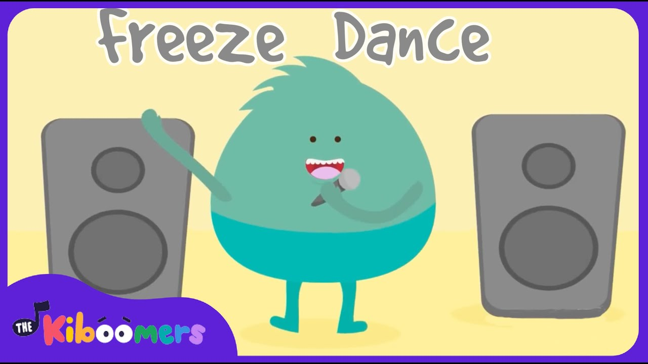 Freeze Song For Kids