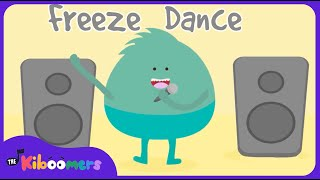Download Freeze Dance | Freeze Song | Freeze Dance for Kids | Music for Kids | The Kiboomers Mp3 and Videos