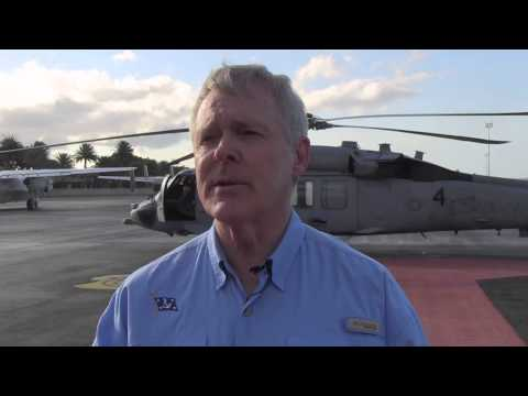 Secretary of the Navy - Interview