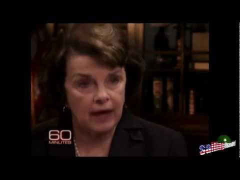 Dianne Feinstein exploits dead children
