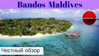 честные обзоры отелей на Мальдивах: Bandos Maldives (Северный Мале Атолл)