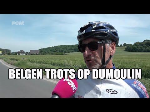 Belgen trots op Dumoulin