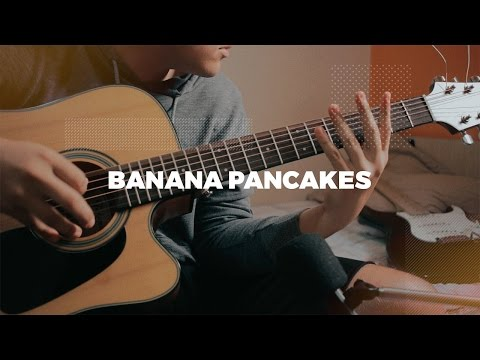 Banana Pancakes | Jack Johnson | Guitar Cover