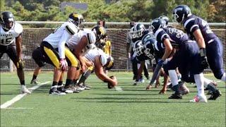 Seoul Falcons vs.  Kadena Panthers