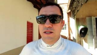 Ricardo Malucelli   Após SS1   Rally de Pomerode 2016