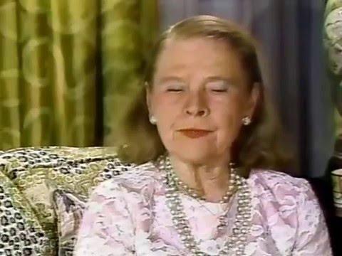Ruth Gordon, Arlene Francis1983 TV