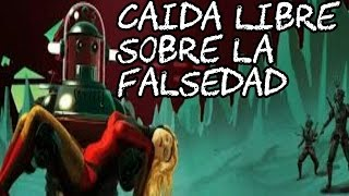 LA CAIDA LIBRE MAS FALSA DE LA HISTORIA|The Deadly Tower of Monsters